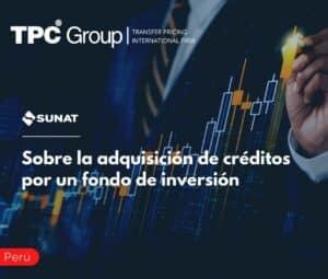 Sobre la adquisición de créditos por un fondo de inversión