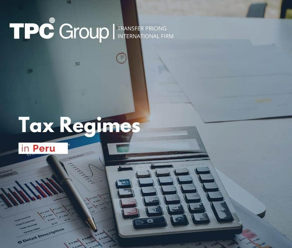 Tax Regimes in Peru
