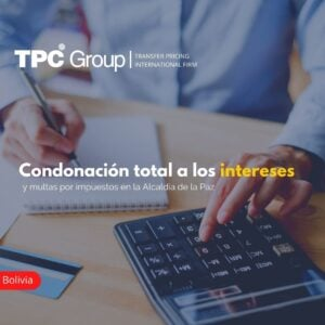 Condonación total a los intereses y multas por impuestos en la Alcaldía de la Paz