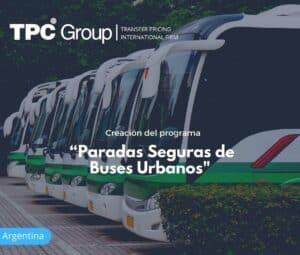 "Creación del programa ""Paradas Seguras de Buses Urbanos"""