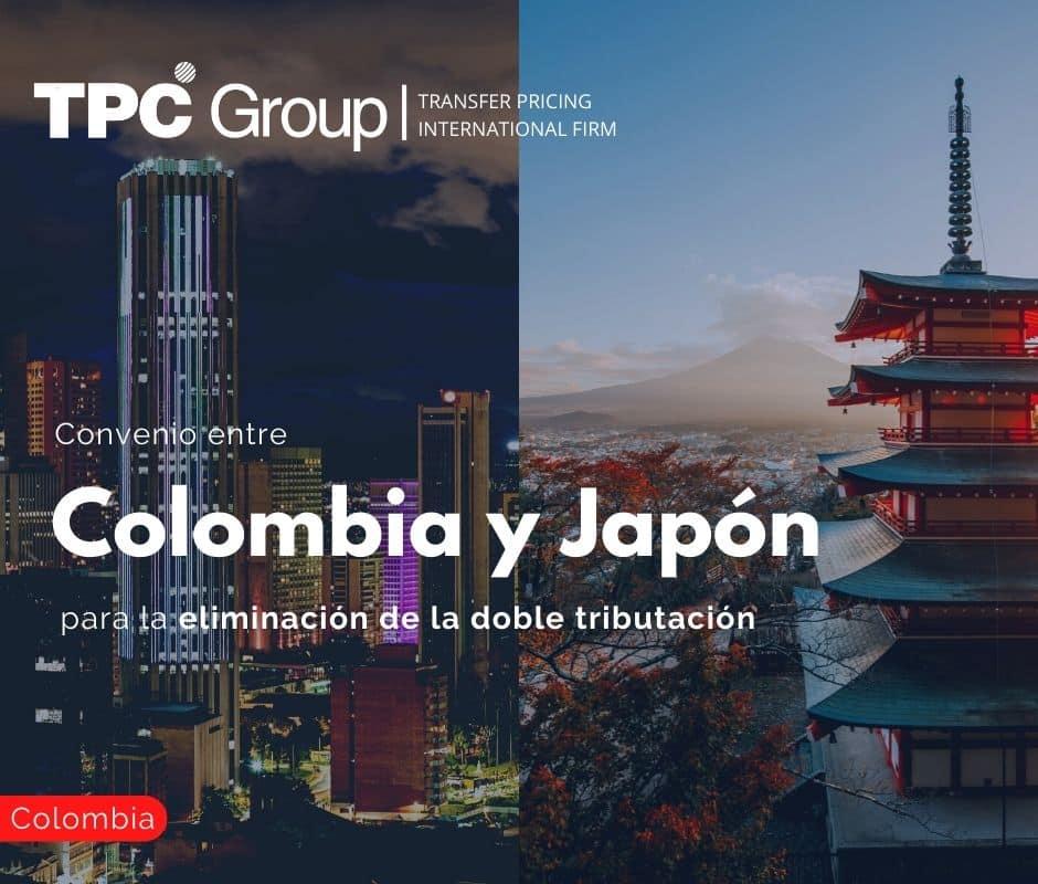 Convenio entre Colombia y Japón para la eliminación de la doble tributación