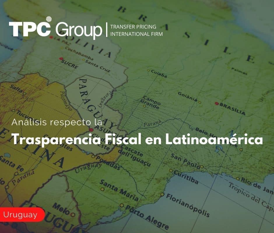 Análisis respecto la Trasparencia Fiscal en Latinoamérica
