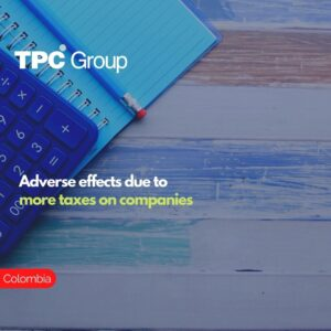 Adverse effects due to more taxes on companies