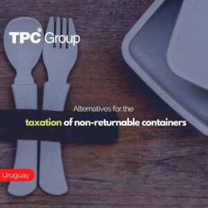 Alternatives for the taxation of non-returnable containers