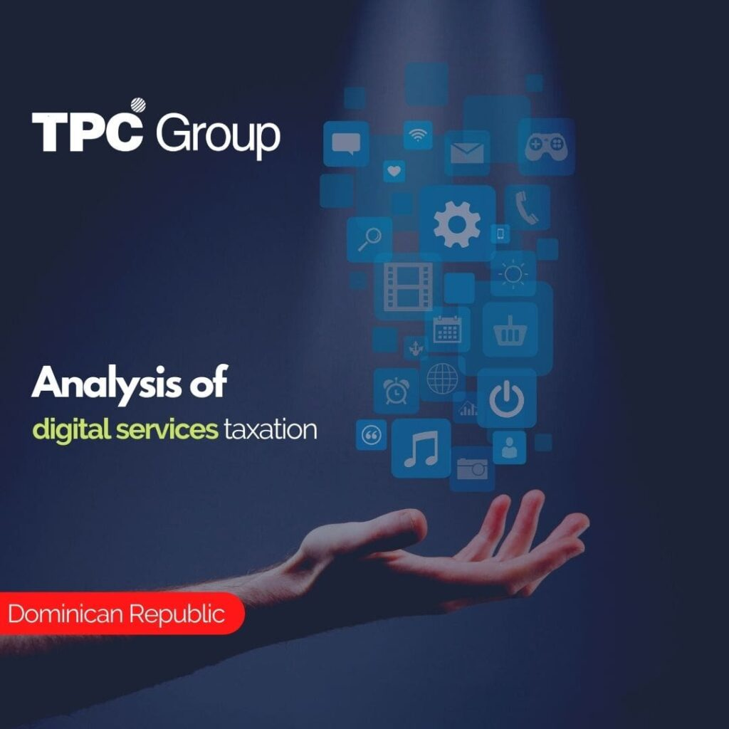 Analysis of digital services taxation
