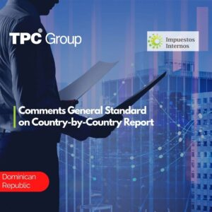 Comments General Standard on Country-by-Country Report