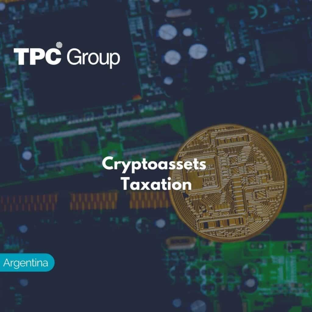 Cryptoassets Taxation