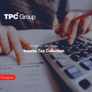 Growth in corporate income tax collection