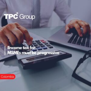 Income tax for MSMEs must be progressive