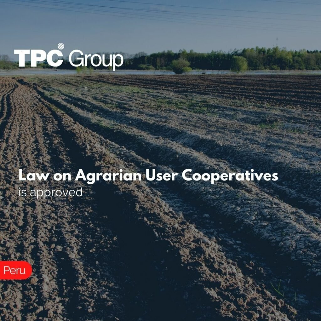 Law on Agrarian User Cooperatives is approved