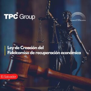 Ley de Creación del Fideicomiso de recuperación económica