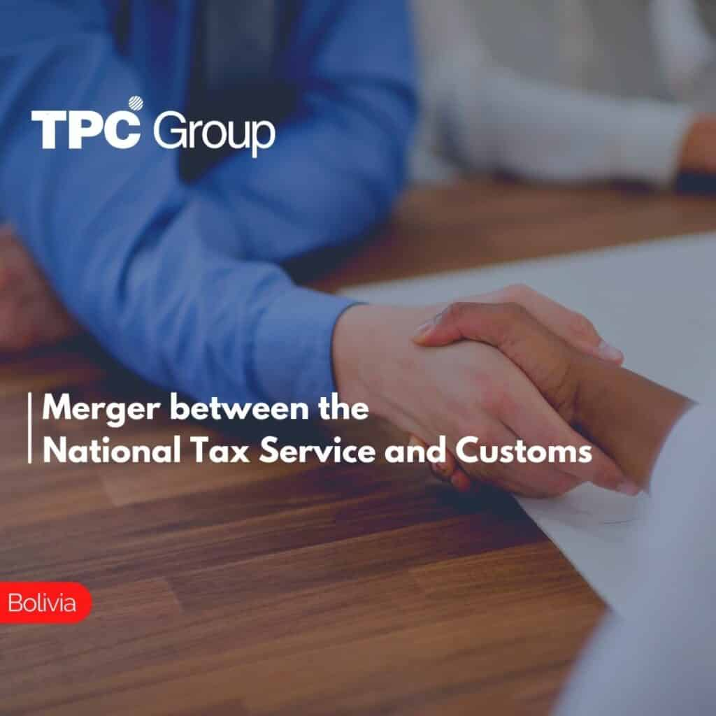 Merger between the National Tax Service and Customs