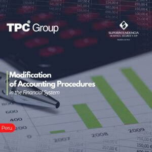 Modification of Accounting Procedures in the Financial System