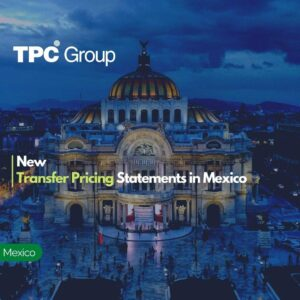 New Transfer Pricing Statements in Mexico