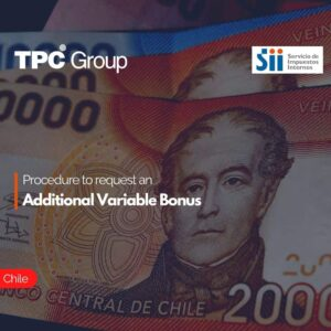Procedure to request an Additional Variable Bonus