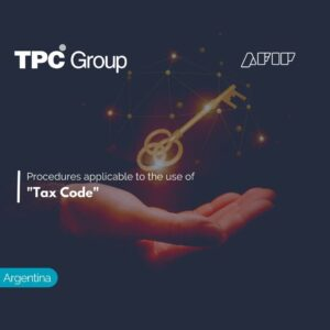 Procedures applicable to the use of Tax Code
