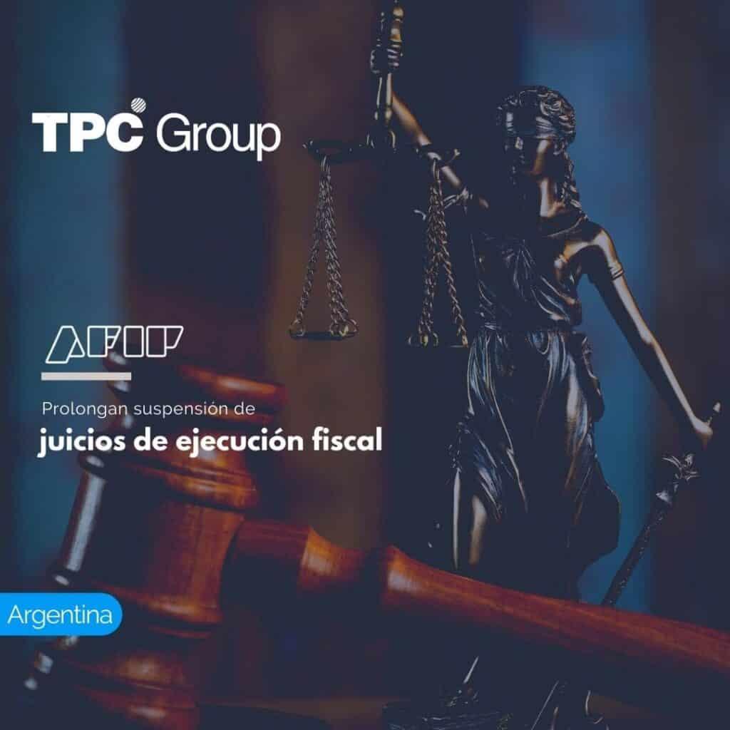 Prolongan suspensión de juicios de ejecución fiscal