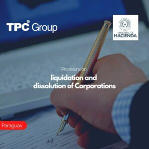 Provisions on liquidation and dissolution of Corporations