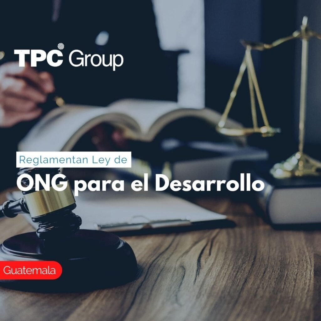 Reglamentan Ley de ONG para el Desarrollo