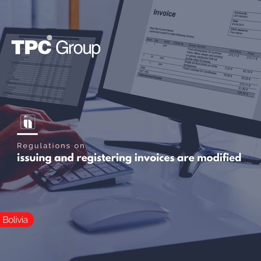 Regulations on issuing and registering invoices are modified