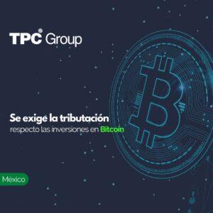 Se exige la tributación respecto las inversiones en Bitcoin