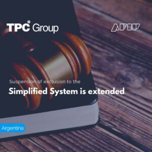 Suspension of exclusion to the Simplified System is extended