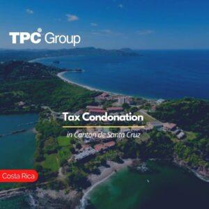Tax Condonation in Canton de Santa Cruz