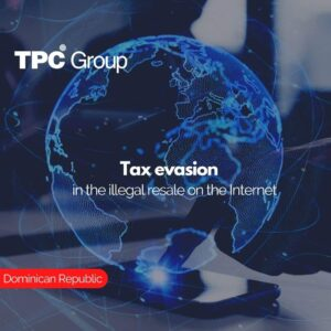 Tax evasion in the illegal resale on the Internet