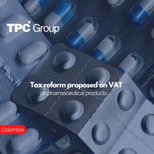 Tax reform proposed on VAT on pharmaceutical products