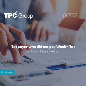Taxpayer who did not pay Wealth Tax obtained a favorable ruling