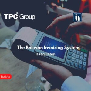 The Bolivian Invoicing System is regulated