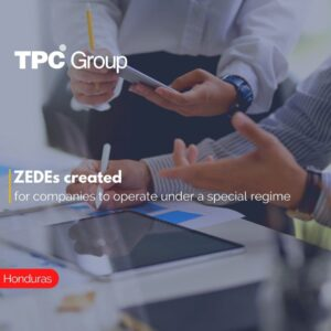 ZEDEs created for companies to operate under a special regime