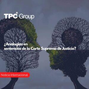 ¿Analogías en sentencias de la Corte Suprema de Justicia