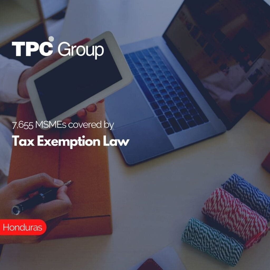 7,655 MSMEs covered by Tax Exemption Law