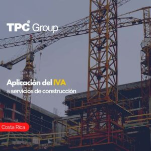 Aplicación del IVA a servicios de construcción