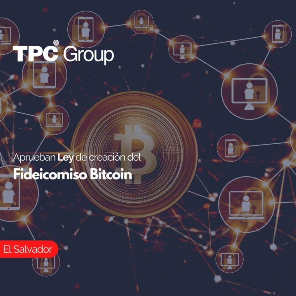 Aprueban Ley de creación del Fideicomiso Bitcoin