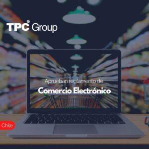 Aprueban reglamento de Comercio Electrónico