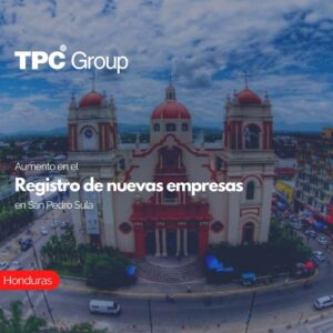 Aumento en el Registro de nuevas empresas en San Pedro Sula