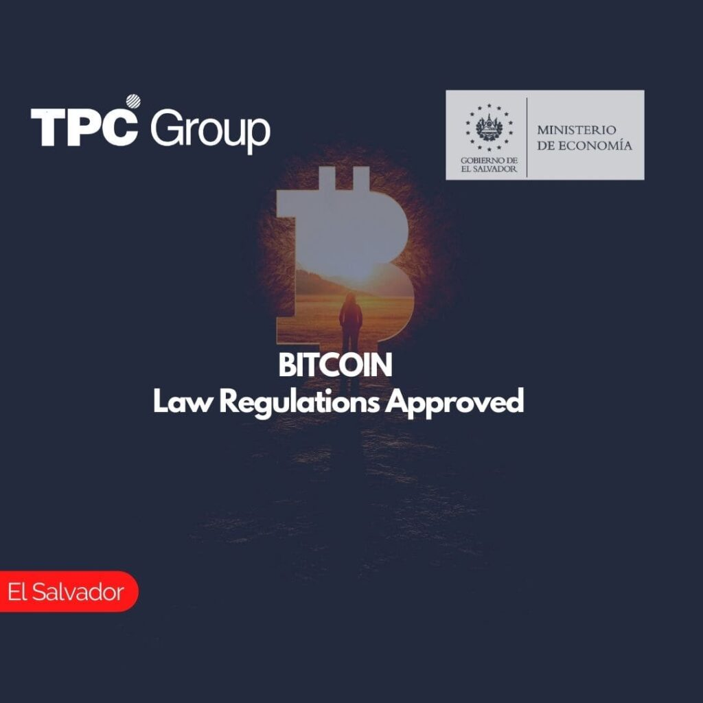 BITCOIN Law Regulations Approved