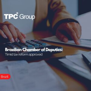 Brazilian Chamber of Deputies Timid tax reform approved