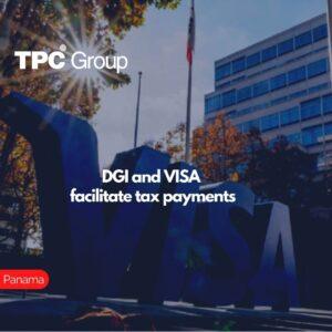 DGI and VISA facilitate tax payments