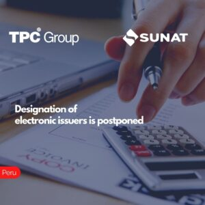 Designation of electronic issuers is postponed