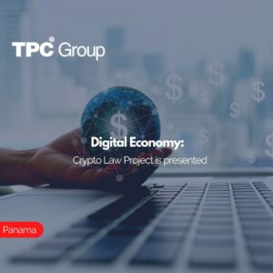 Digital Economy Crypto Law Project is presented