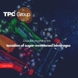 Disputes regarding the taxation of sugar-sweetened beverages