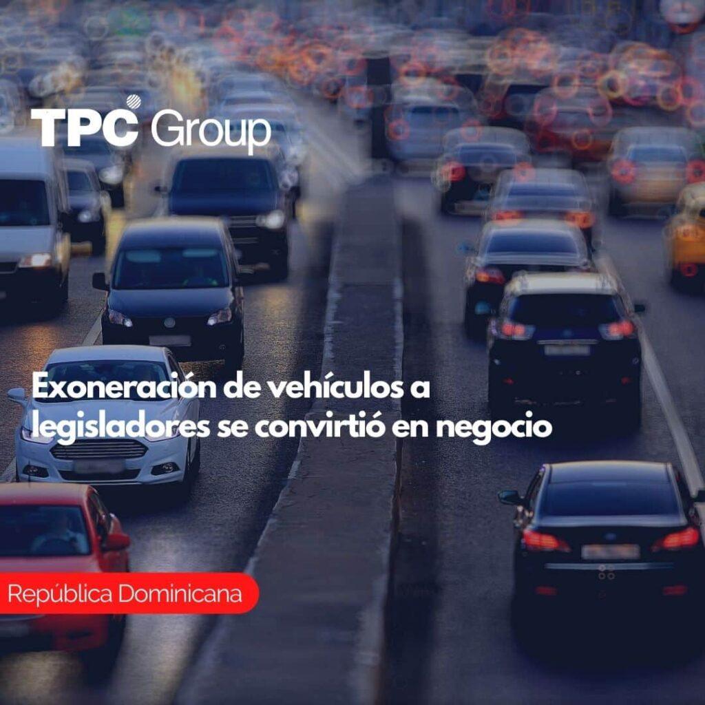 Exoneración de vehículos a legisladores se convirtió en negocio