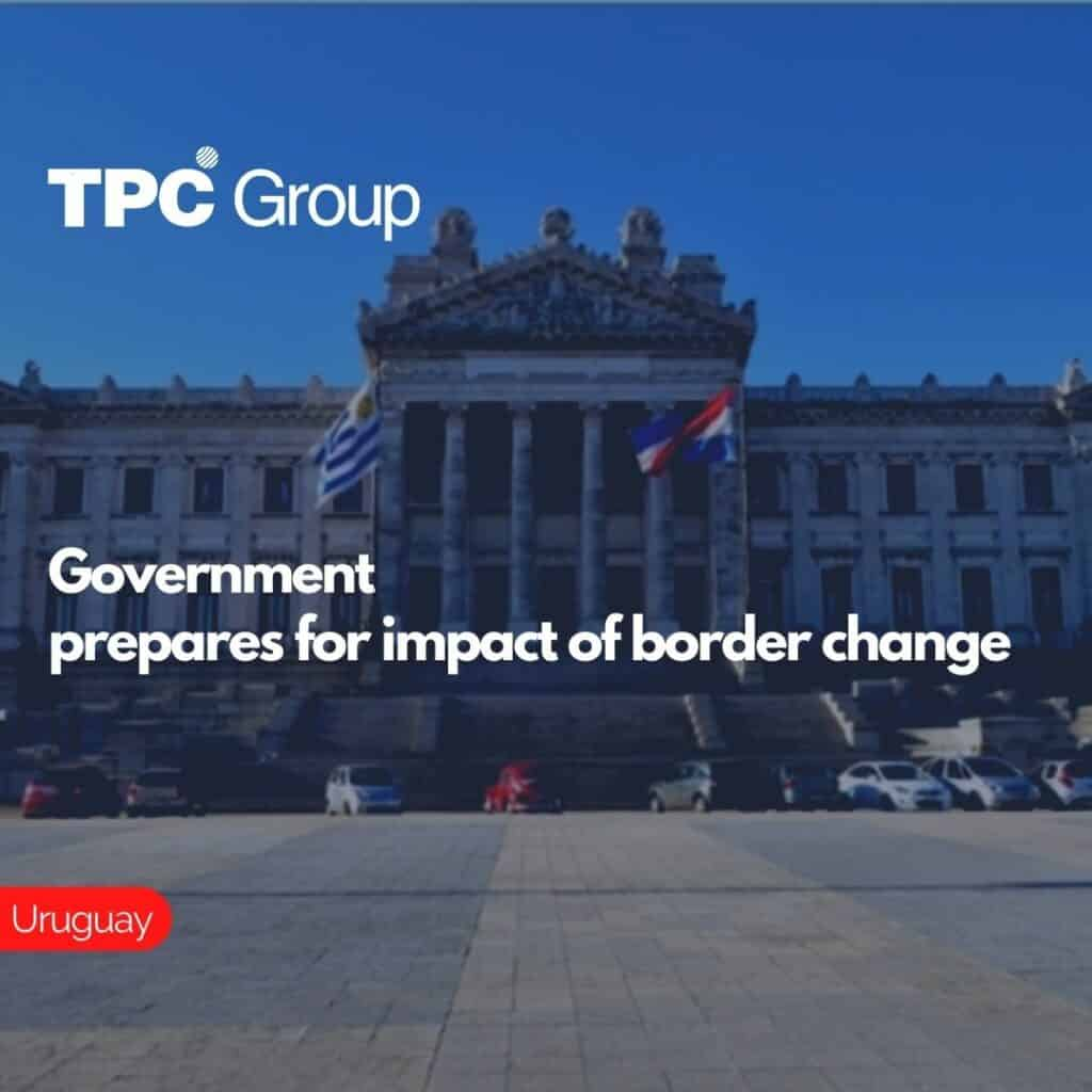 Government prepares for impact of border change