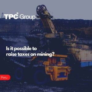 Is it possible to raise taxes on mining