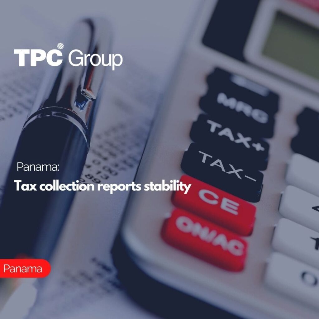 Panama Tax collection reports stability