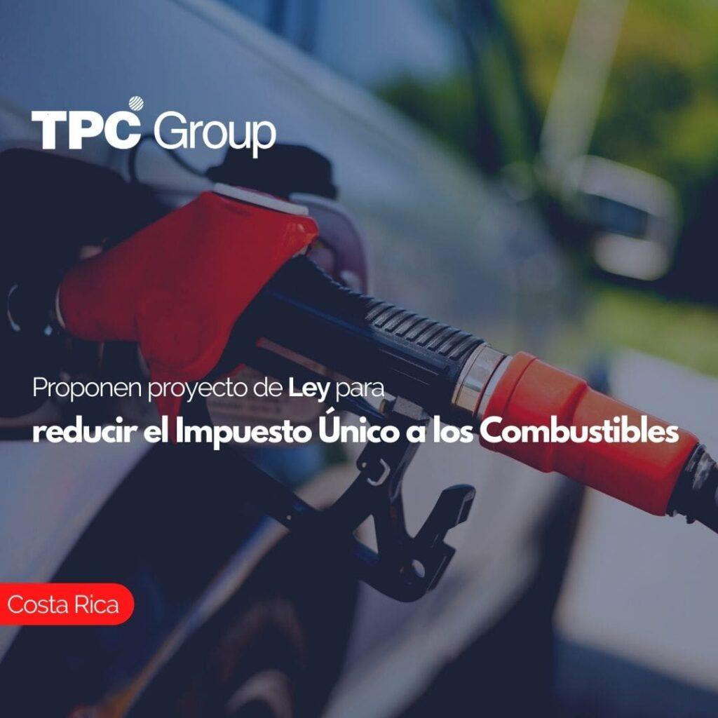 Proponen proyecto de Ley para reducir el Impuesto Único a los Combustibles