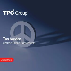Tax burden and the Peace Agreements